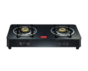 Prestige Royale GT 02 Glass Top Gas Stove